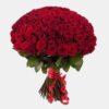 Романтика 101 Червени рози