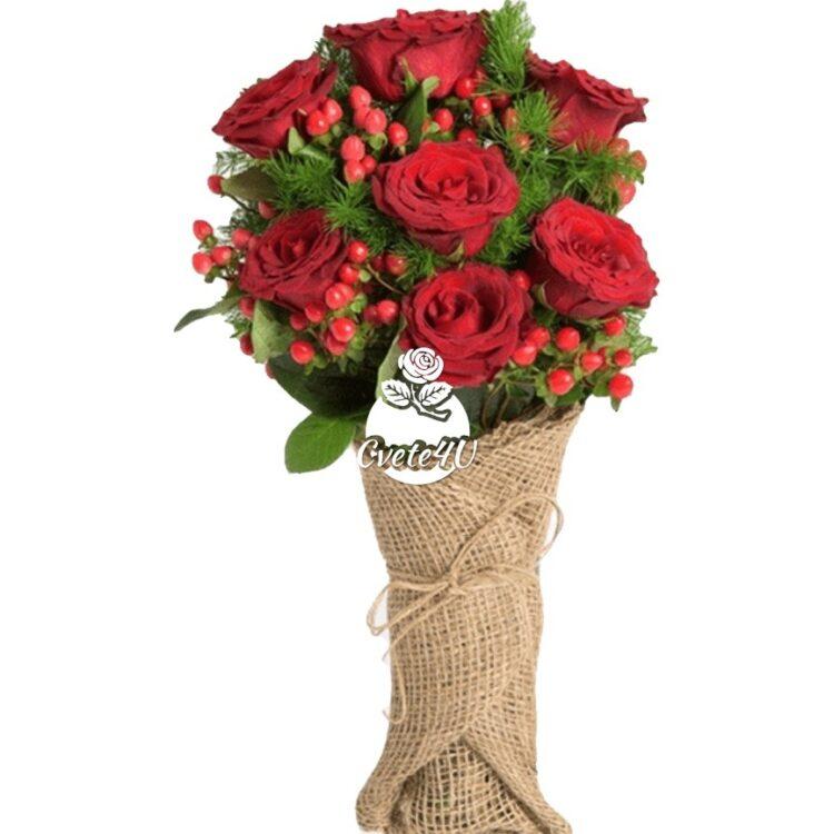 Романс на червената роза
