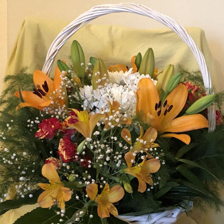 Арда - Аранжировка в ратанова кошница