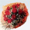 Букет Орион - 11 червени рози