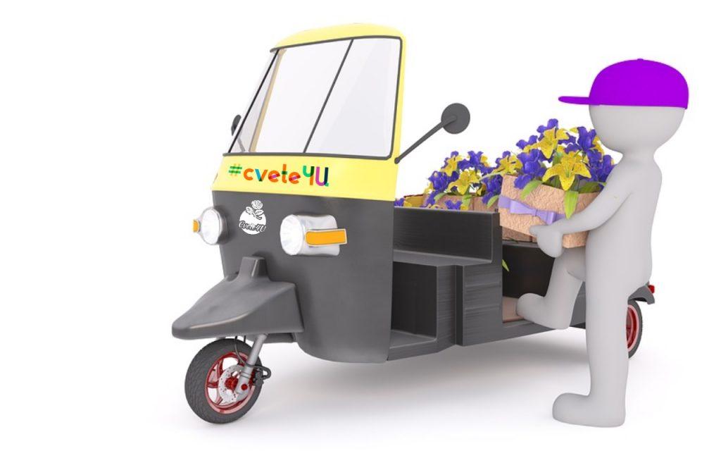 Cvete4U - Доставка на цветя и букети