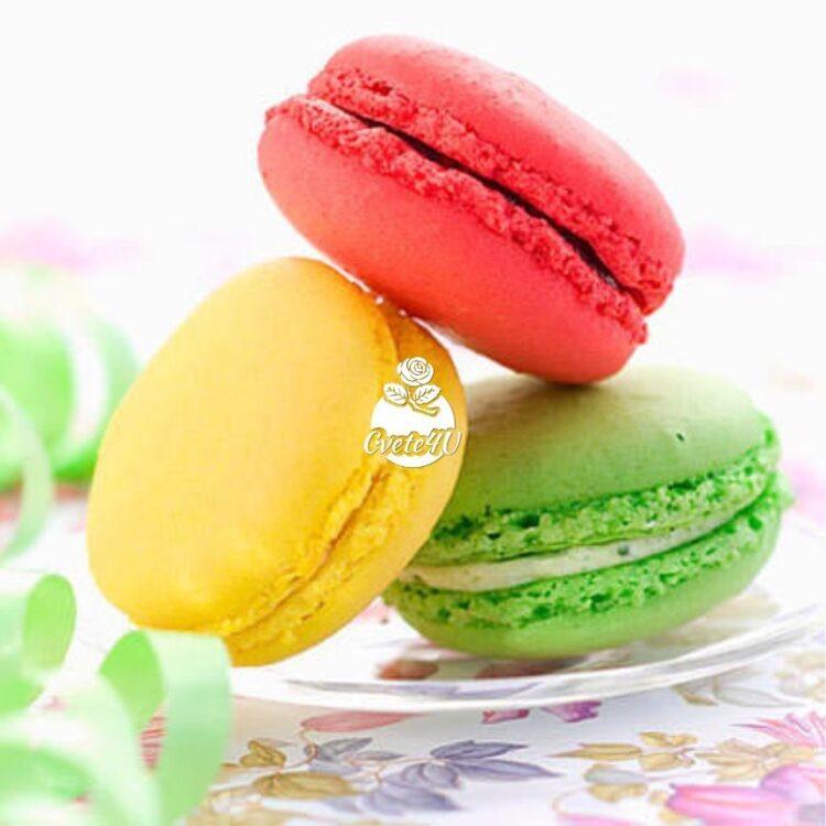 Paris Nights | Цветя & Macaron