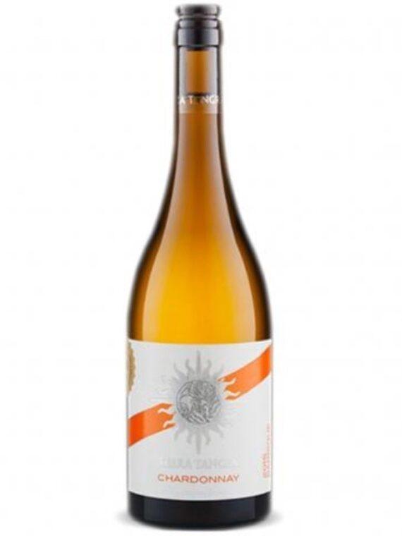 Вино Тера Тангра 750мл Шардоне барик
