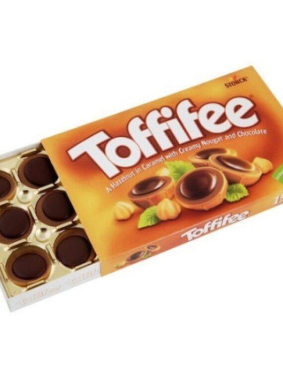 "Шоколадови бонбони ""Toffifee"" 125 g"