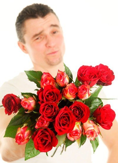 Понякога жените искат да получат нещо различно от букет с червени рози.
