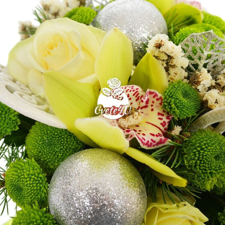 Снежанка - Цветя в кутия