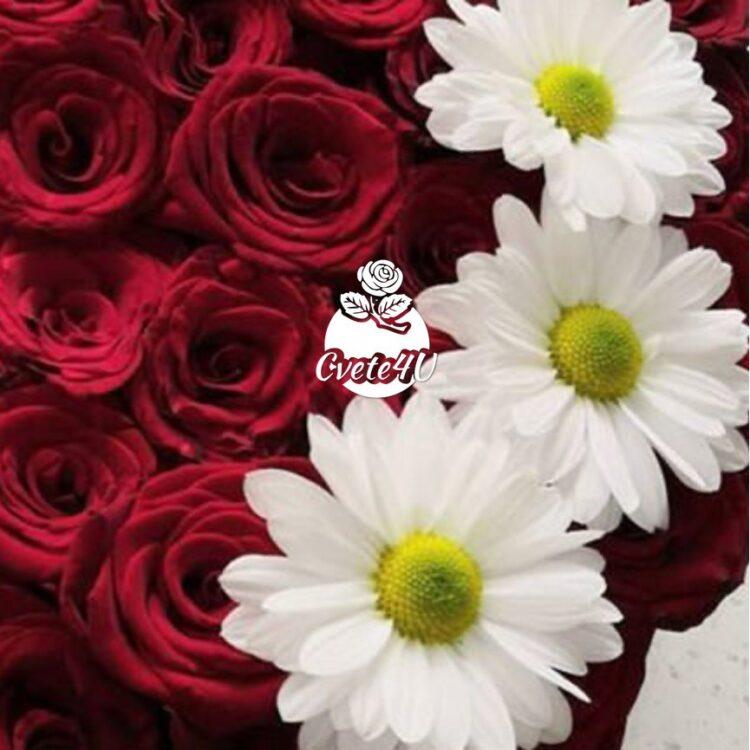 Цветя в кутия – Say my name
