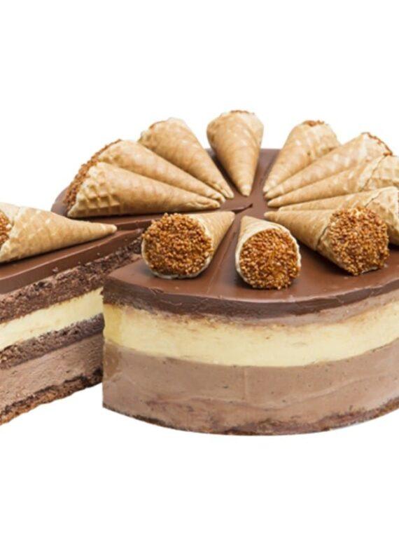 Торта Бишкотино